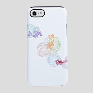 Zen Koi iPhone 8/7 Tough Case