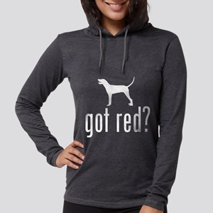 redbone coonhound g copy Long Sleeve T-Shirt