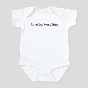 Question Everything - Westac Infant Bodysuit
