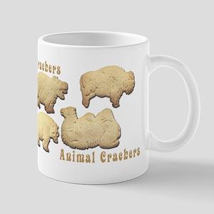 Animal Crackers Large Mugs