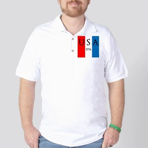 USA 1776 Golf Shirt