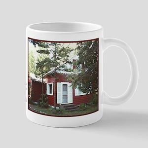 the cottage Mug