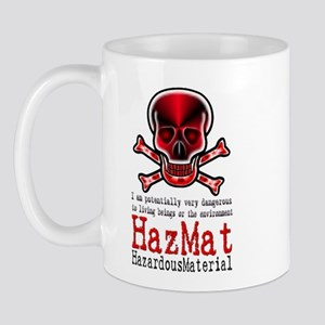 Hazardous Material - Mug