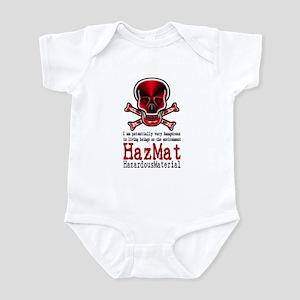 Hazardous Material - Infant Bodysuit