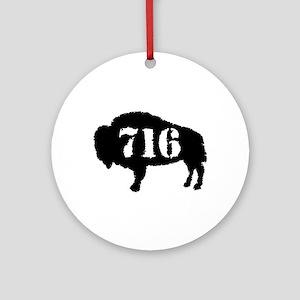 716 Ornament (Round)