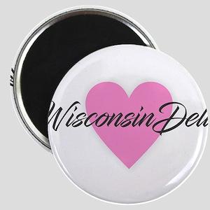 I Heart Wisconsin Dells Magnets