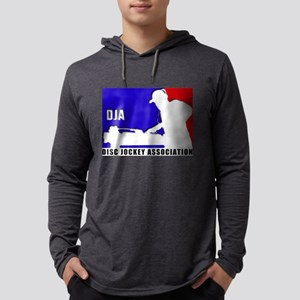 Disc jockey association Long Sleeve T-Shirt