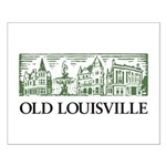 Old Louisville Small Poster