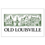 Old Louisville Large Poster