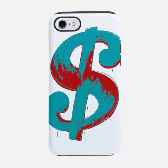 Dollar by Andy Warhol iPhone 8/7 Tough Case