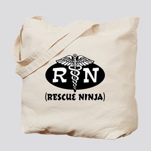 Ninja Nurse Tote Bag