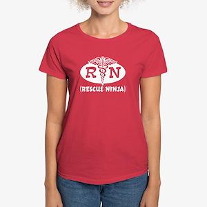 Ninja Nurse Women's Dark T-Shirt