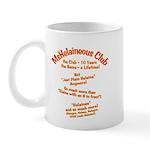 MsHelaineous 10 Year Mug