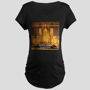 Wanamker Organ Maternity Dark T-Shirt