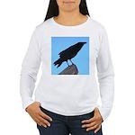 Raven Women's Long Sleeve T-Shirt