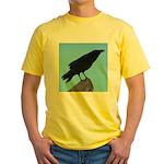 Raven Yellow T-Shirt