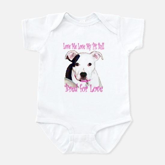 Bred for Love Infant Creeper