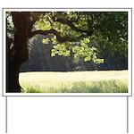 Sunny Oak Yard Sign