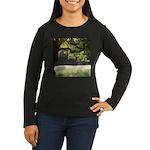 Sunny Oak Women's Long Sleeve Dark T-Shirt