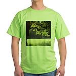 Sunny Oak Green T-Shirt