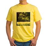 Sunny Oak Yellow T-Shirt