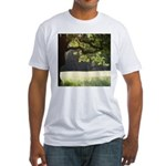Sunny Oak Fitted T-Shirt