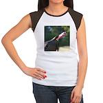 Gobbling Gobbler Women's Cap Sleeve T-Shirt
