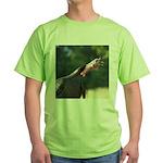 Gobbling Gobbler Green T-Shirt