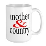365.mother& country Large Mug
