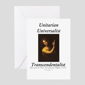 UUF Transcend Greeting Card