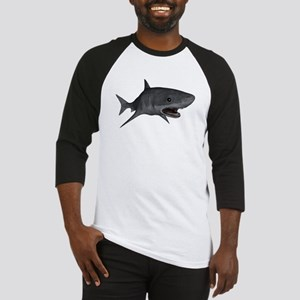 Great White Shark Baseball Jersey