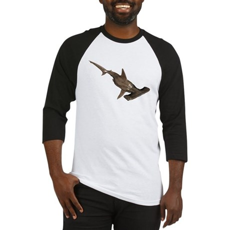 Hammerhead Shark Baseball Jersey