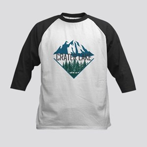 Crater Lake - Oregon Baseball Jersey