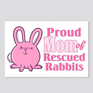 Rescued Rabbits Mom Postcards (Package of 8)