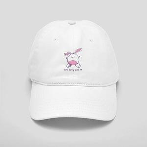 Some Bunny Loves Me Cap