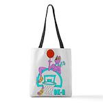 Ok-9 Inspiration (basketball) Polyester Tote Bag