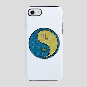 Scorpio & Metal Monkey iPhone 8/7 Tough Case