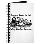 Ship and Travel By Rail Journal