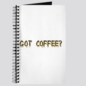 Caffeinated! Journal