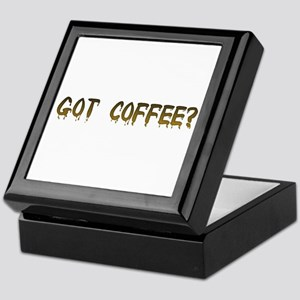 Caffeinated! Keepsake Box