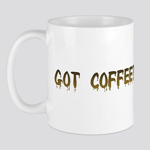 Caffeinated! Mug