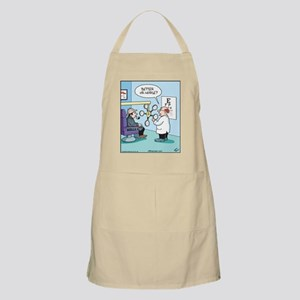 Sherlock Eye Exam BBQ Apron