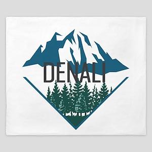 Denali - Alaska King Duvet