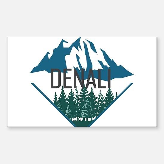 Denali - Alaska Decal