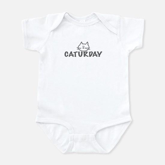 Caturday Infant Bodysuit