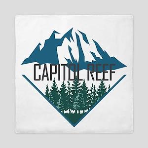 Capitol Reef - Utah Queen Duvet