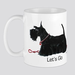 Scottie Let's Go! Mug