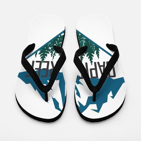 Capitol Reef - Utah Flip Flops