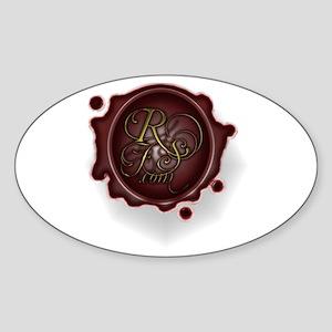 RenaissanceFestivalShops.com Oval Sticker