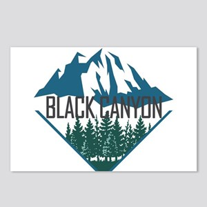 Black Canyon of the Gunni Postcards (Package of 8)